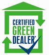 Certified Green Dealer logo
