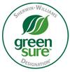 GreenSure - Sherwin Williams logo
