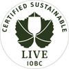 LIVE (Low Input Viticulture and Enology) logo