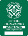 TRA Certification – Green Modular and Manufactured Homes logo