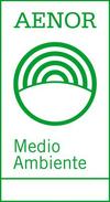 AENOR Medio Ambiente logo