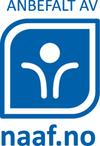 Anbefalt logo