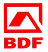 Bundesverband Deutscher Fertigbau (BDF) logo