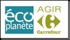 Carrefour Eco-Planete logo
