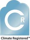 Climate Registered logo