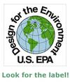 Design for the Environment (DFE) logo