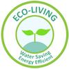 Eco-Living seal logo