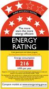 Energy Rating Programme: Australia logo