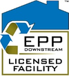 Environmentally Preferable Product (EPP) Downstream logo