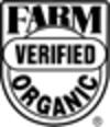 Farm Verified Organic logo