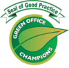 Green Office Champions: Seal of Good Practice logo
