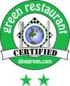 Certified Green Restaurant® logo