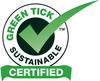 Green Tick logo