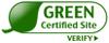 Green Certified Site logo
