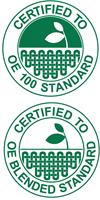 OE-100 & OE-Blended logo