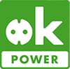 OK Power logo