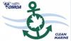 Clean Marine Green Leaf Eco-Rating Program logo