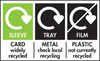On-Pack Recycling Label logo