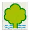 Umweltbaum (The Environment Tree) logo