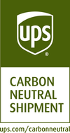 UPS Carbon Neutral logo