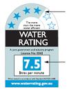 Water Efficiency Labelling & Standards (WELS) Scheme logo